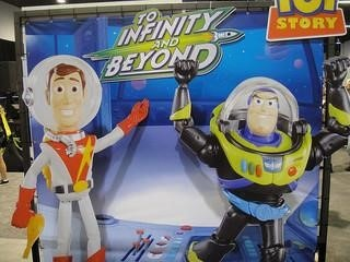 Take clients to infinity and beyond