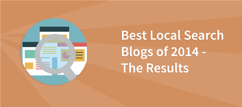 Best Local Search Blogs of 2014 – The Results