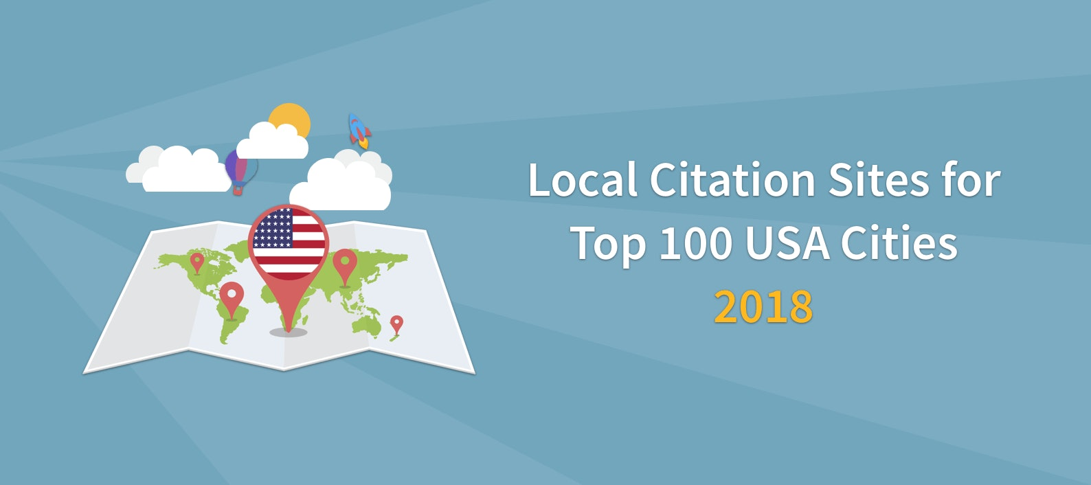 Local Citation Sites for Top 100 US Cities | USA City