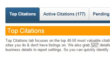Feature Update - Citation NAP Audit Available for Canada - 1