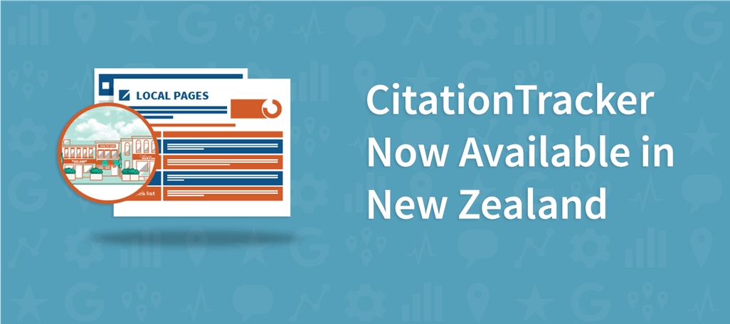 Citation Tracker Now Available in New Zealand