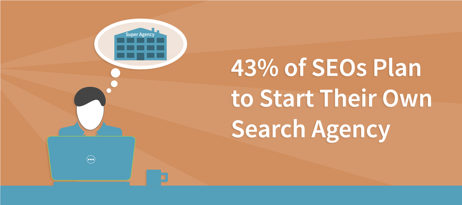 43% of SEOs Plan to Start Their Own Search Agency