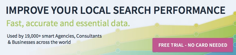 Improve Your Local Search Performance
