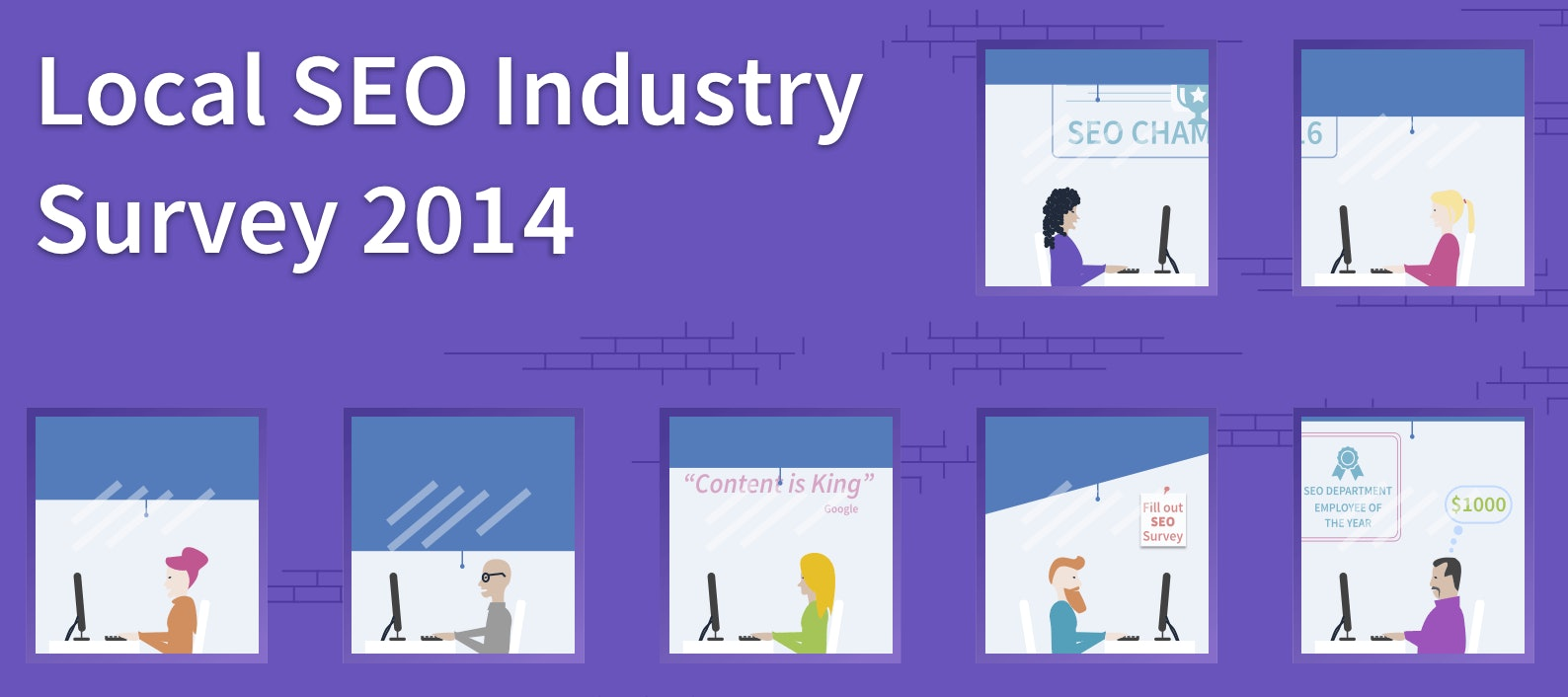 Local SEO Industry Survey 2014