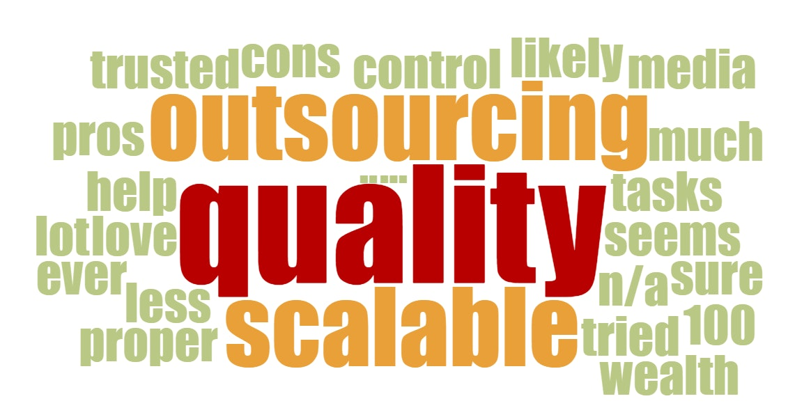 What are the Pros & Cons of SEO outsourcing?
