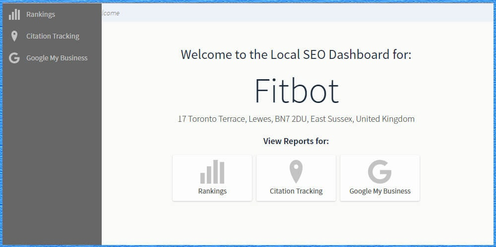 White-Label seo Dashboard
