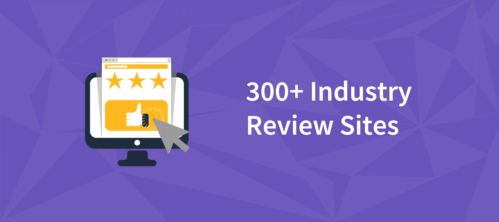 300 industry review sites