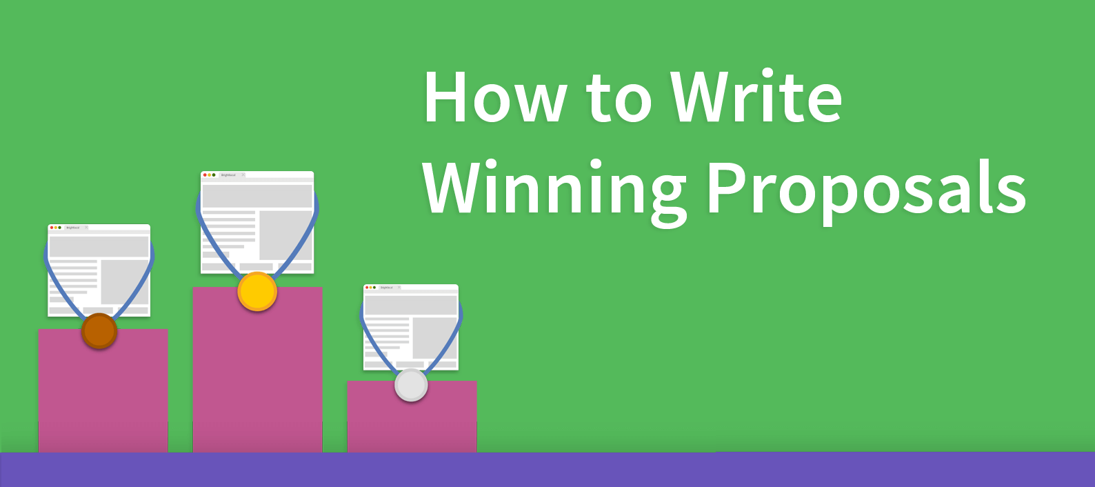 Write Winning Proposals
