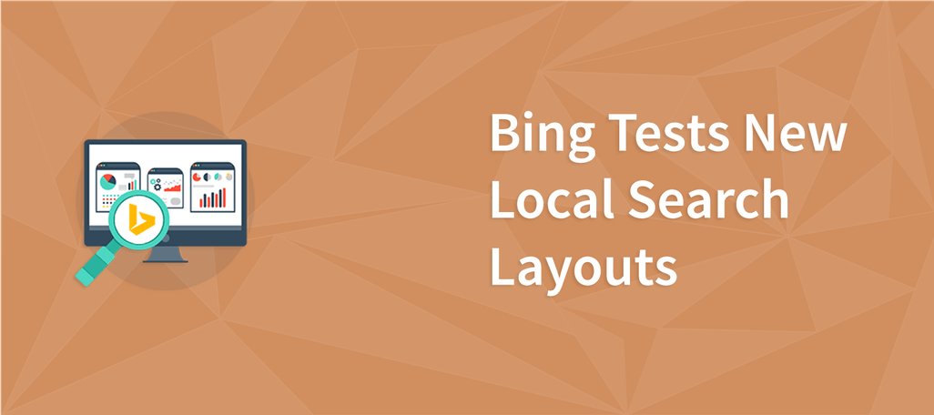 Bing Tests New Local Search Layouts