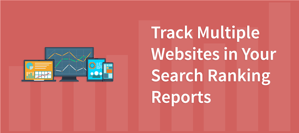 Track Multiple Websites in Your Search Ranking Reports