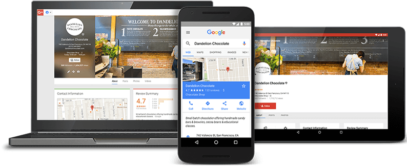 Improve Local Rankings on every device