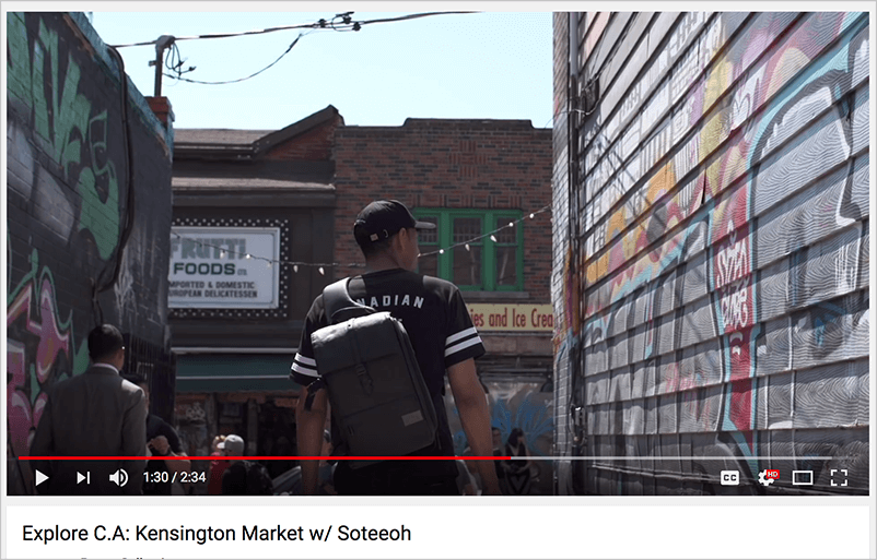 Peace Collective Local Video (Toronto)