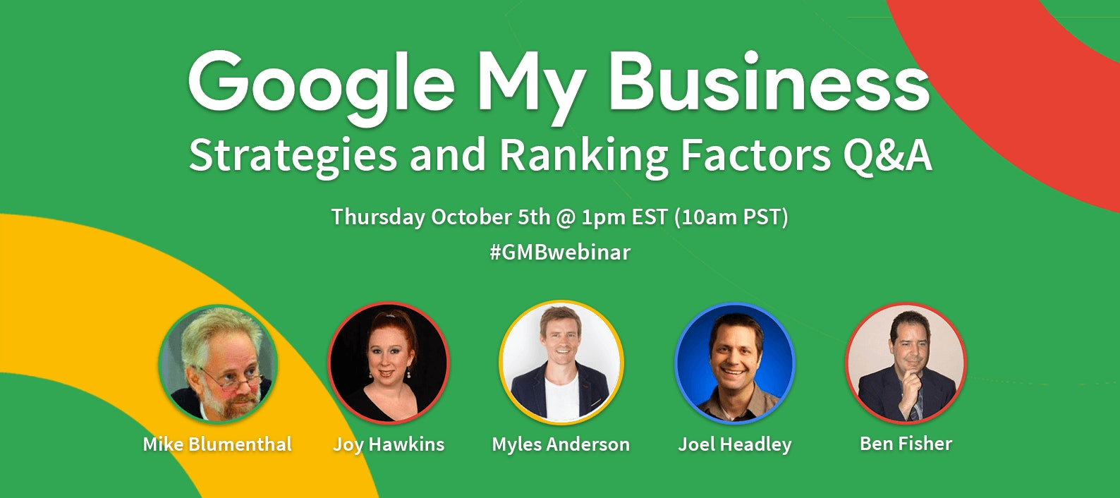 Google My Business Strategies and Ranking Factors Q&A