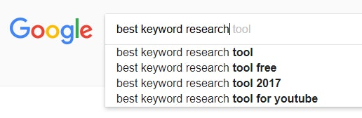 Google Shows You Search Terms