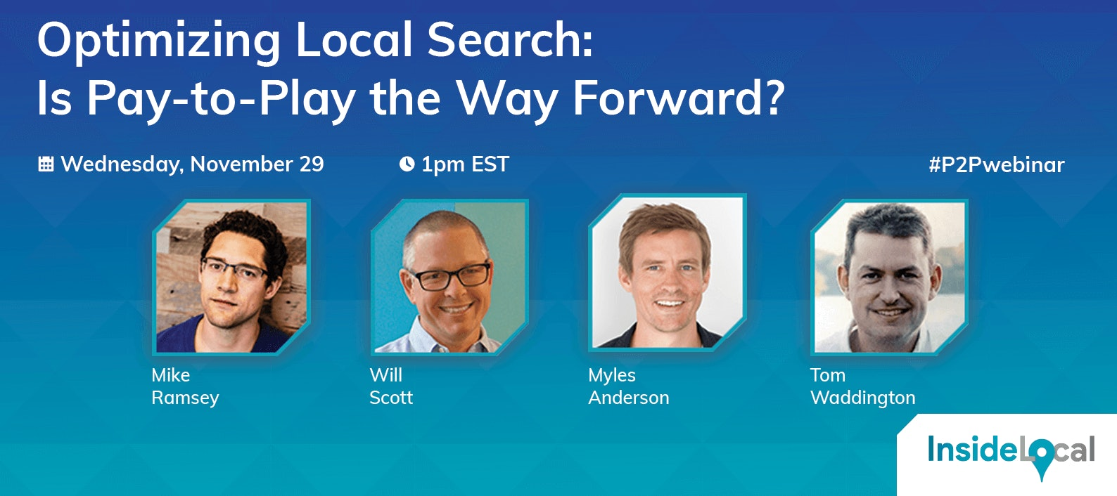 Optimizing Local Search – Is Pay-to-Play the Way Forward?