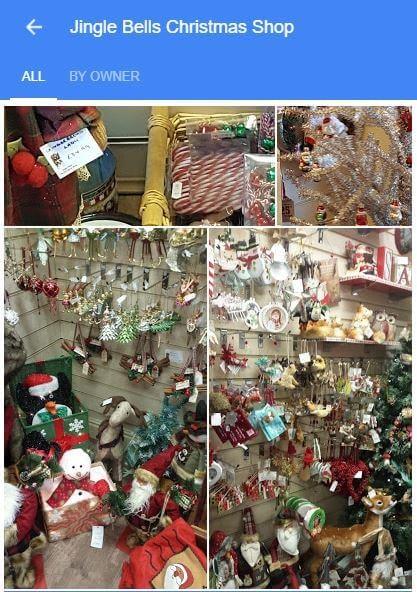 Google My Business Christmas Photos