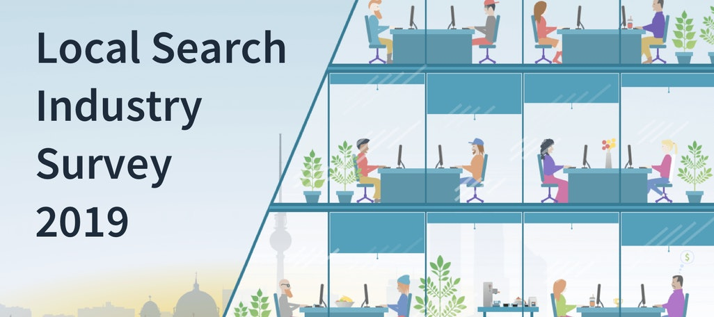 Local Search Industry Survey 2019