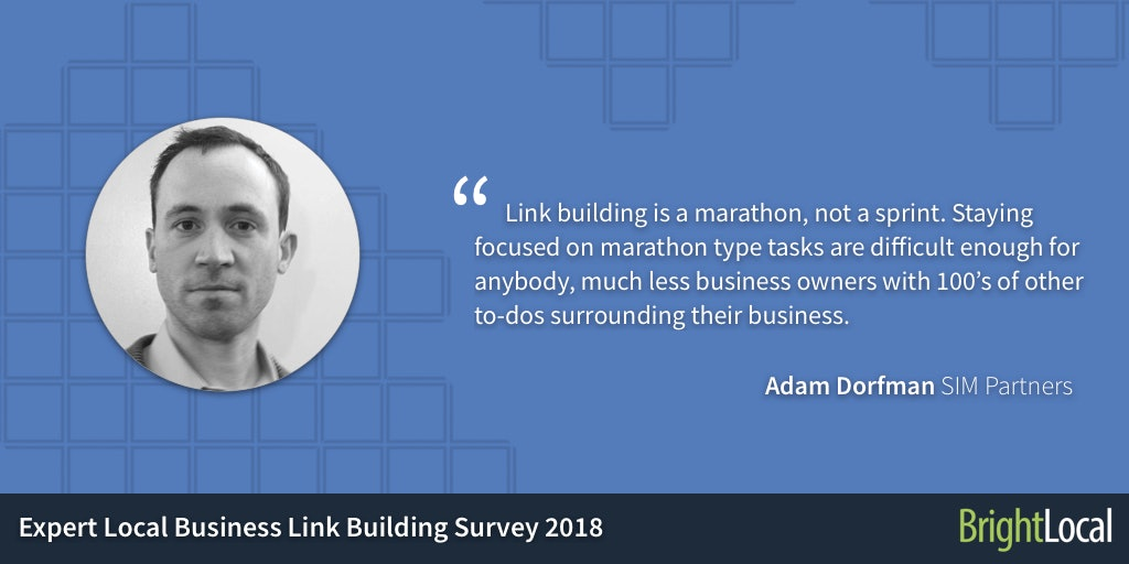 11 Top Link-Building Tips from Local SEO Experts - 5