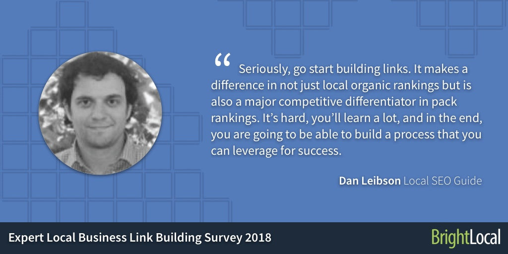 11 Top Link-Building Tips from Local SEO Experts - 10