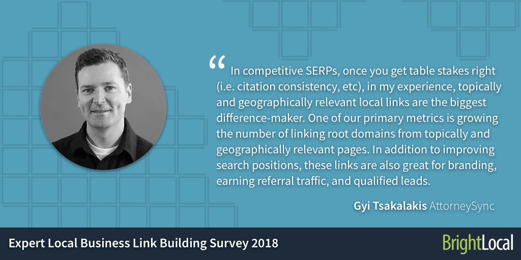 11 Top Link-Building Tips from Local SEO Experts - 3