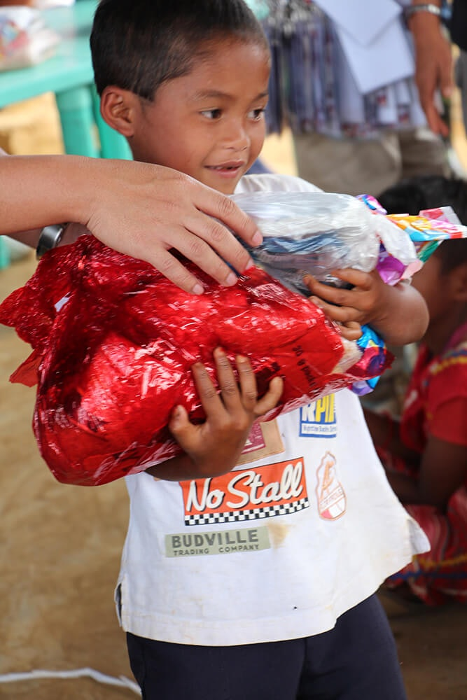 BrightLocal Gift-Giving Event