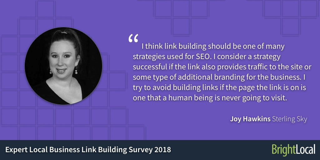11 Top Link-Building Tips from Local SEO Experts - BrightLocal