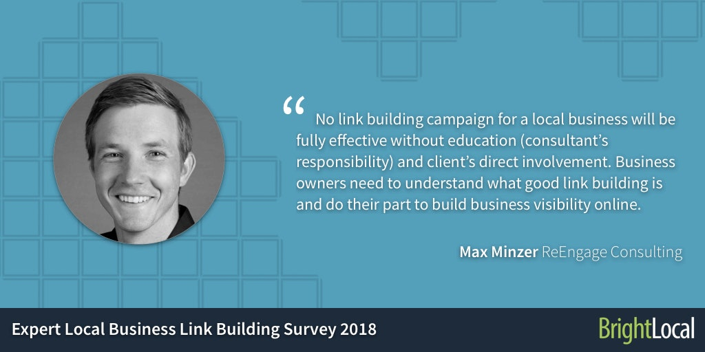 11 Top Link-Building Tips from Local SEO Experts - 6