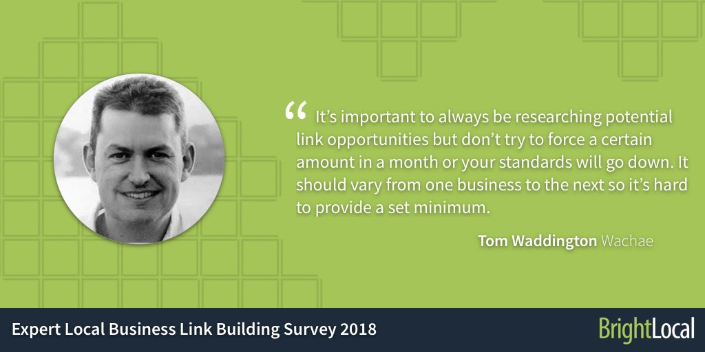 11 Top Link-Building Tips from Local SEO Experts - 8