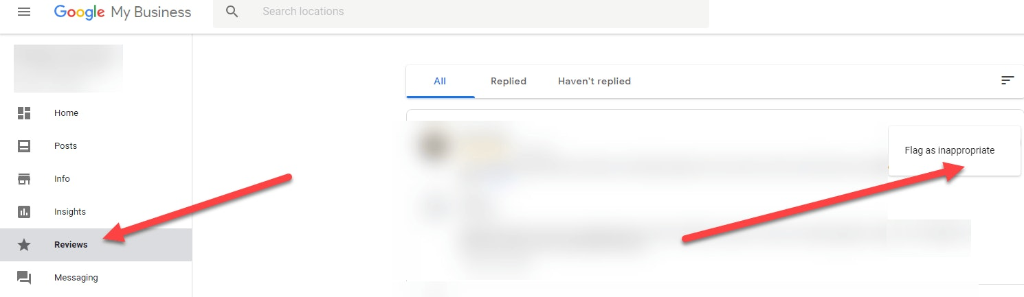 How to Flag a Review in Google My Business