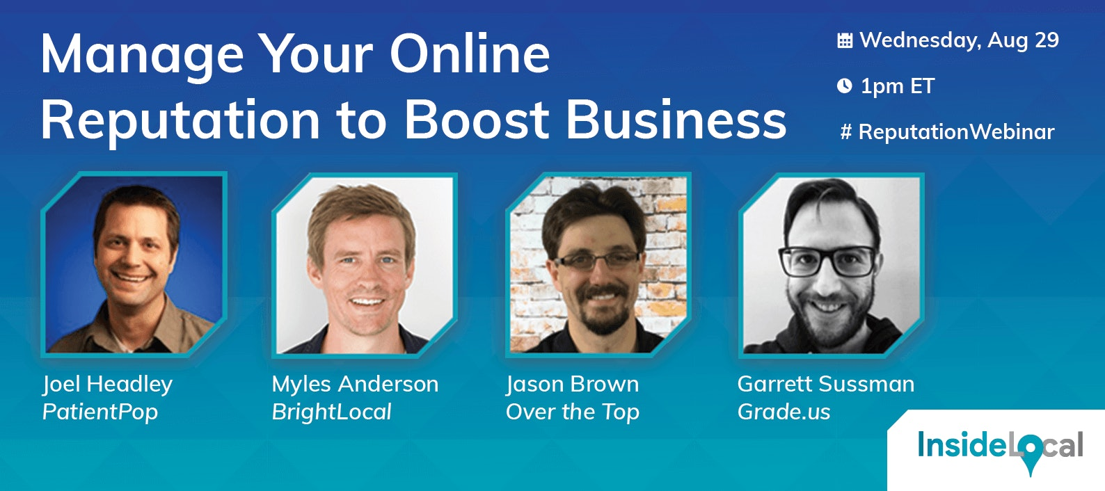 Manage Your Online Reputation to Boost Business