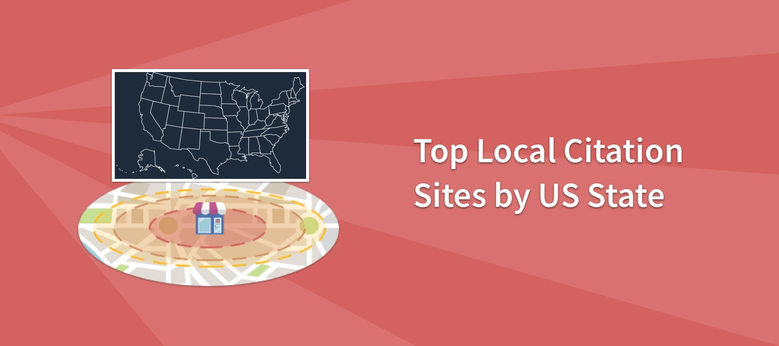 Top Local Citation Sites by US State