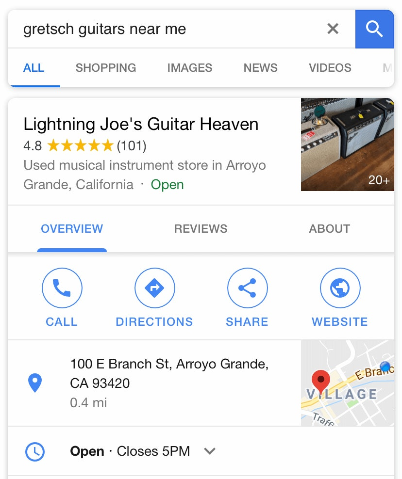 Gretsch Guitars Branded Searches