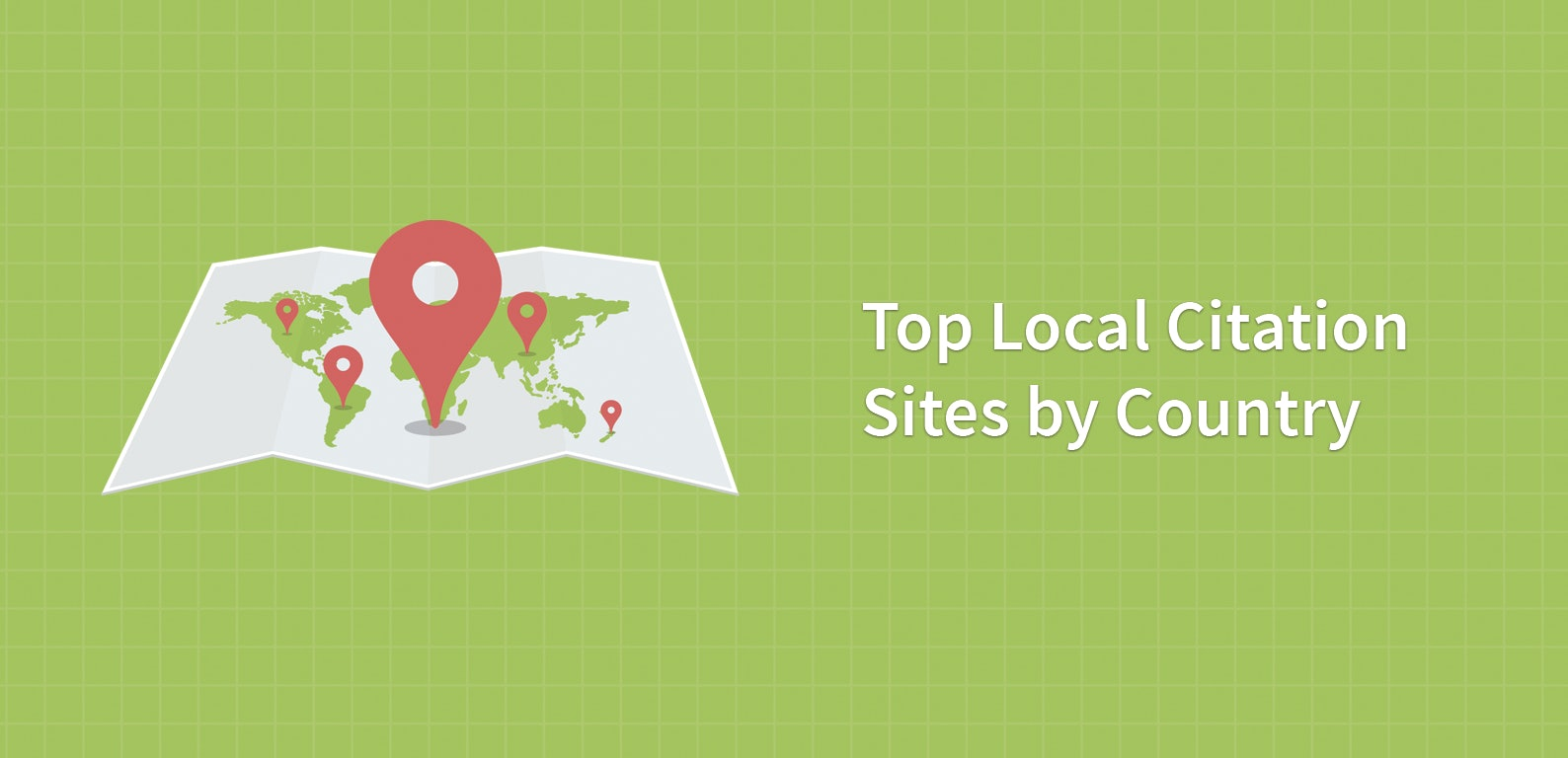 Top Local Citation Sites by Country