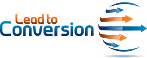 Lead to Conversion Logo