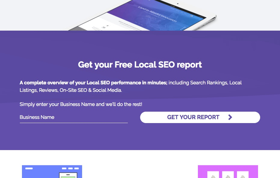 Generate Agency Leads with BrightLocal