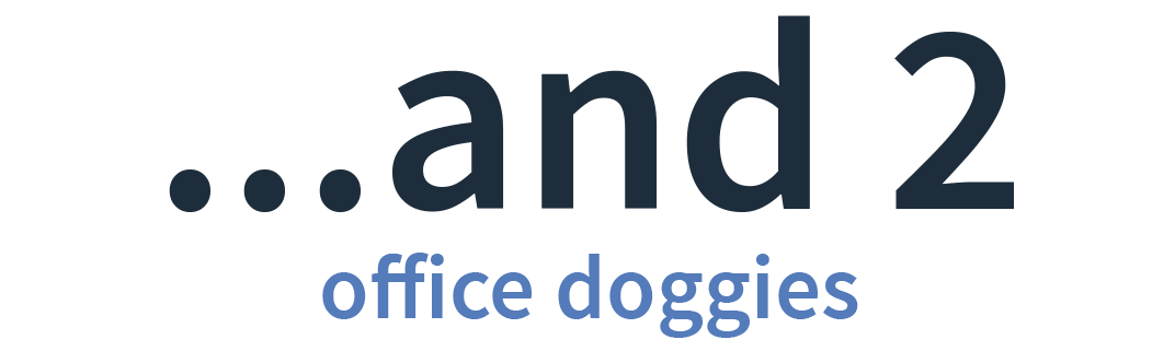 BrightLocal Office Dogs