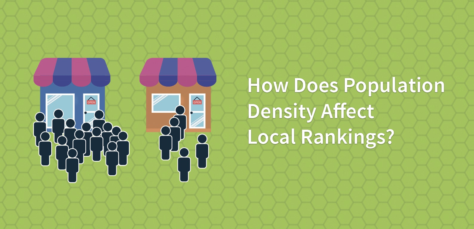 How Does Population Density Affect Local Rankings?
