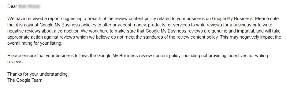 The Risky Review Schemes That Could Sink Your Business - 1