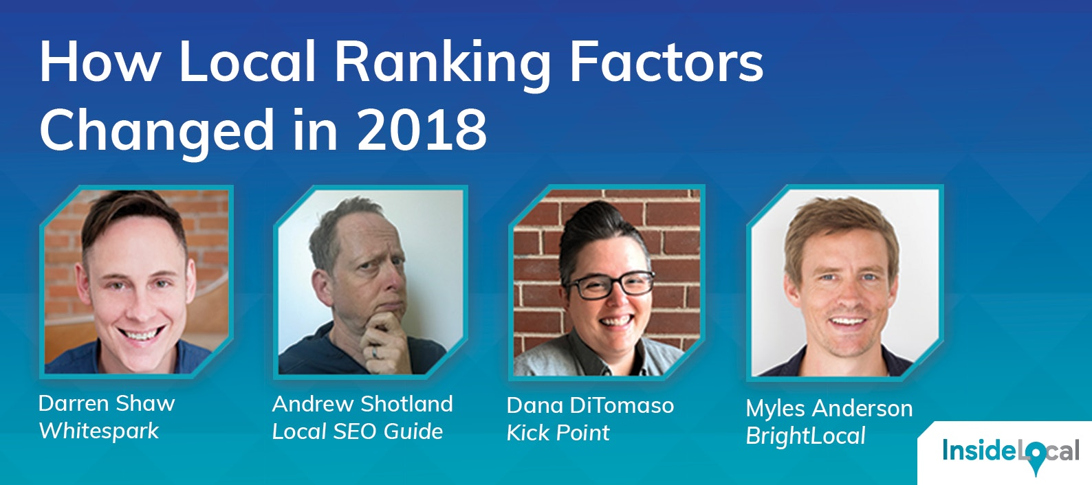 How Local Ranking Factors Changed in 2018