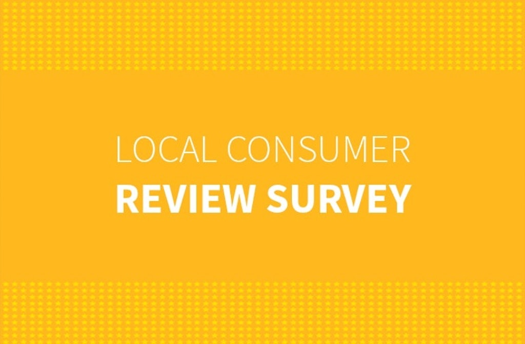 Local Consumer Review Survey 2010, Part 2