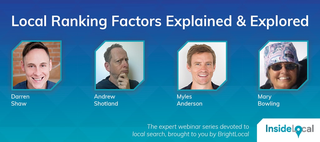 Local Ranking Factors Explained & Explored