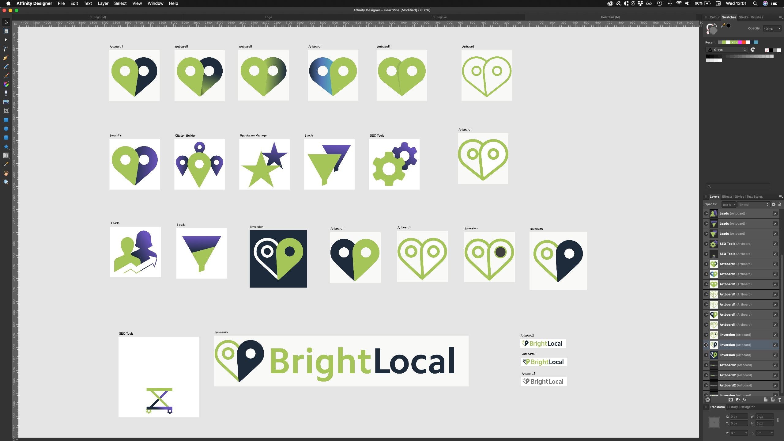 About a BLOB: The Story of the BrightLocal Rebrand - 7