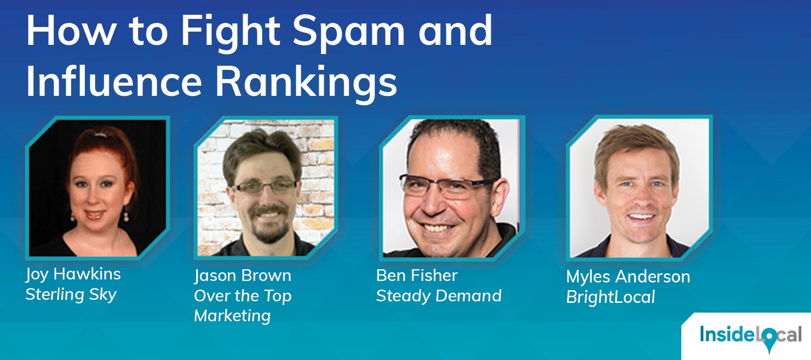 How to Fight Spam and Influence Rankings