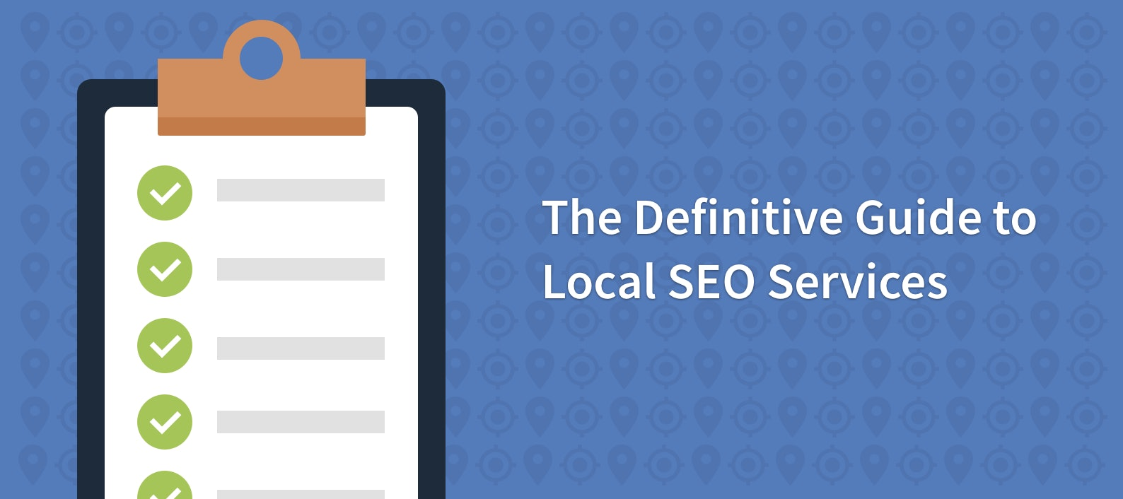 The Definitive Guide to Local SEO Services - BrightLocal
