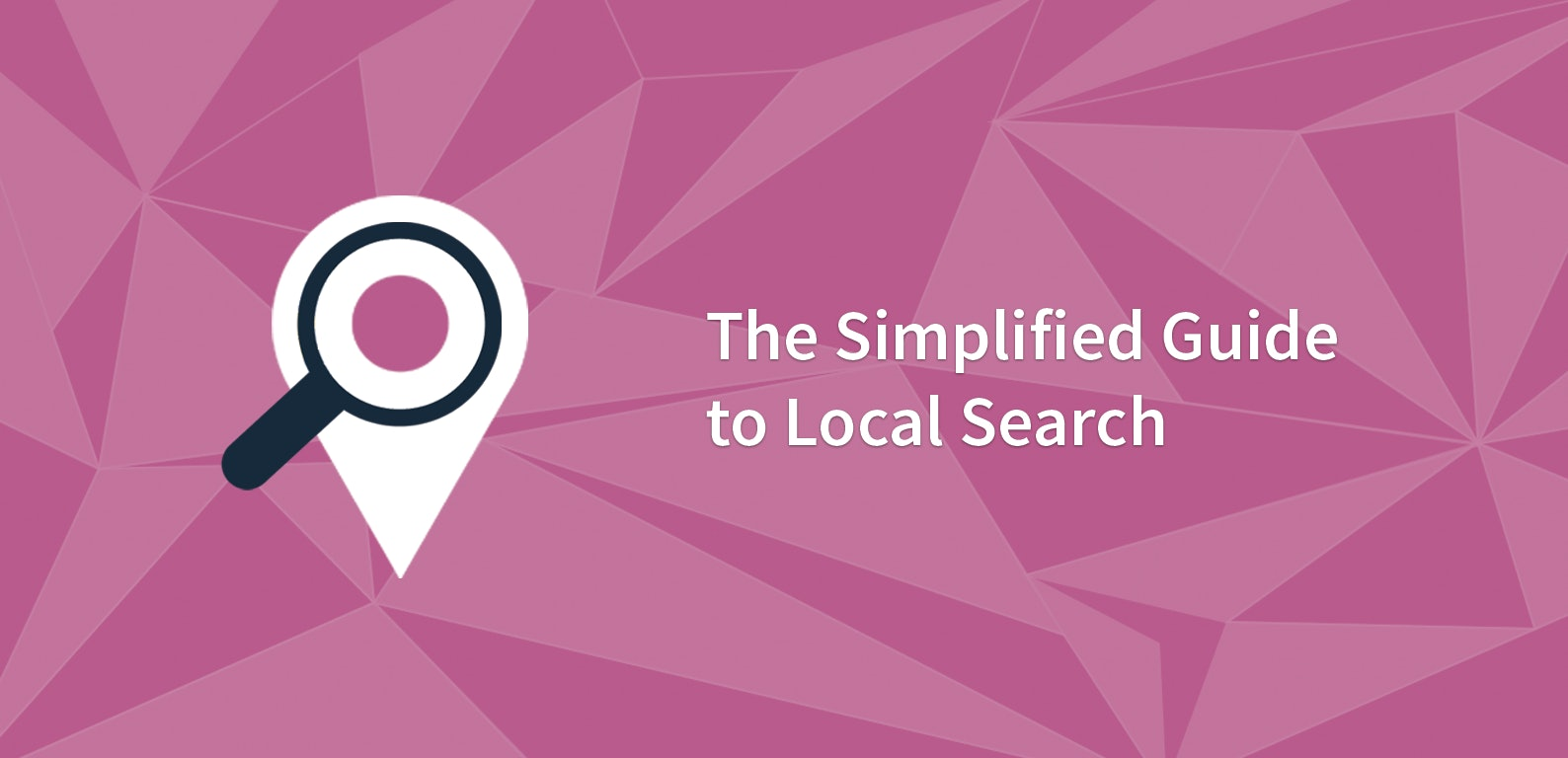 The Simplified Guide to Local Search