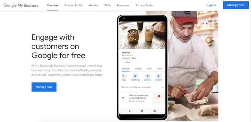 Google My Businesssetup