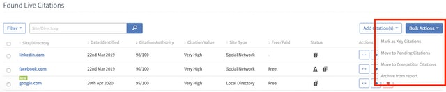 BrightLocal's Citation Monitoring Goes from Strength to Strength - 2