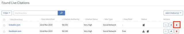 BrightLocal's Citation Monitoring Goes from Strength to Strength - 1