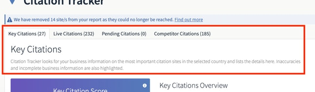 BrightLocal's Citation Monitoring Goes from Strength to Strength - 4