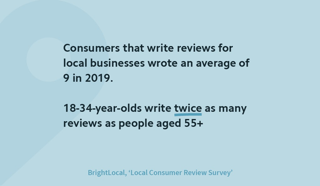 Consumers write 9 reviews